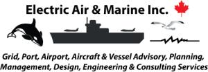 Electric Air and Marine Logo