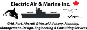 Electric Air Marine Logo