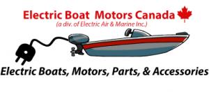 eBoat.ca - Electric Boat Motors Canada