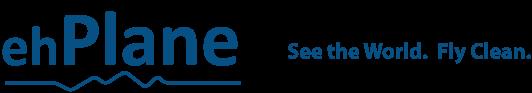ehPlane Logo with Tagline